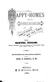 Happy Homes and the Hearts that Make Them: Or Thrifty People and why They Thrive