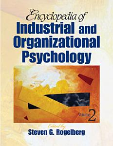 Encyclopedia of Industrial and Organizational Psychology Book