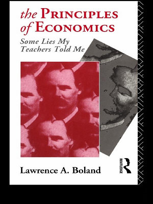 The Principles of Economics
