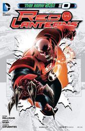 Red Lanterns (2012-) #0