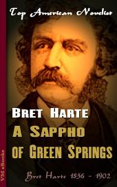 A Sappho of Green Springs: Top American Novelist
