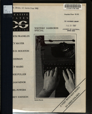 Creative States Magazine