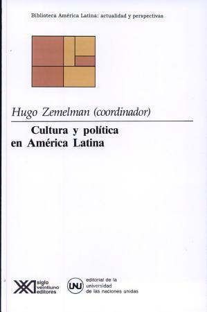 Cultura y pol  tica en Am  rica Latina PDF