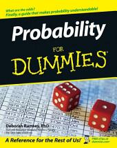 Probability For Dummies