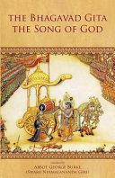The Bhagavad Gita   The Song of God PDF