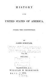 1817-1831. Era of good feeling