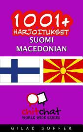 1001+ harjoitukset suomi - macedonian