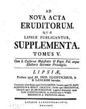 Acta eruditorum: Volume 76