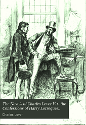The novels of Charles Lever: Volume 33