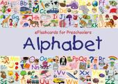 eFlashcards for Preschoolers: Alphabet
