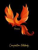 Phoenix Composition Notebook