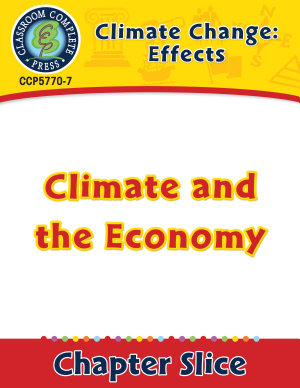 Climate Change  Effects  Climate and the Economy Gr  5 8