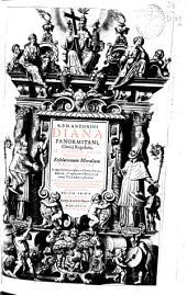 R.P.D. Antonini Diana ... Resolutionum moralium pars quinta: in qua selectiores casus conscientiae breuiter dilucidè [et] vtplurimúm benignè sub his tractatibus explicantur ...