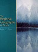 The Regional Geography of Canada PDF