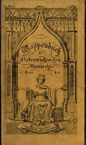 Wappenbuch der österreichischen Monarchie: Band 5