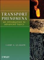 Transport Phenomena PDF