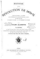Histoire de la révolution de 1870-71: Volume1