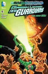 Green Lantern: New Guardians (2011-) #15