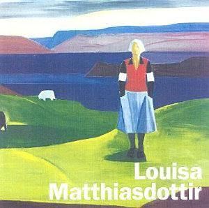 Louisa Matthiasdottir Book
