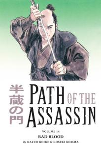 Path of the Assassin Volume 14  Bad Blood Book
