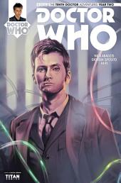 Doctor Who: The Tenth Doctor #2.16: Old Girl Part 5: War of Gods