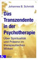 Das Transzendente in der Psychotherapie PDF