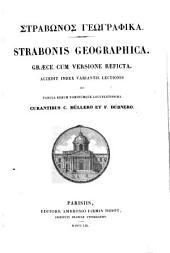 Strabōnos Geōgraphika