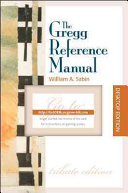 The Gregg Reference Manual Desktop Edition Access Card