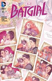 Batgirl (2011-) #45