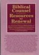 Biblical Counsel