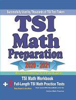 TSI Math Preparation 2020 - 2021