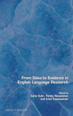 From Data to Evidence in English Language Research
