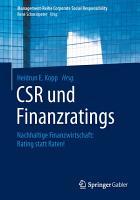 CSR und Finanzratings PDF