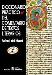 Diccionario práctico del comentario de textos literarios