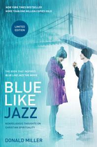Blue Like Jazz Book