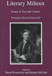 Literary Milieux PDF