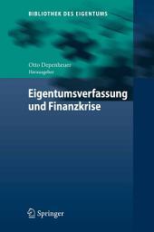 Eigentumsverfassung und Finanzkrise