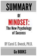 Summary of Mindset