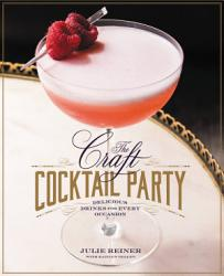 The Craft Cocktail Party Book PDF