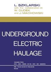 Underground Electric Haulage