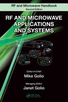 RF and Microwave Applications and Systems PDF