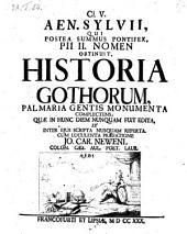 Historia Gothorum, Palmaria Gentis Monumenta complectens; quae in hunc diem nunquam fuit edita, et inter eius scripta nusquam reperta