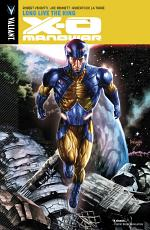 X-O Manowar Vol. 12: Long Live the King