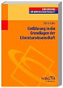 Einf  hrung in die Grundlagen der Literaturwissenschaft PDF