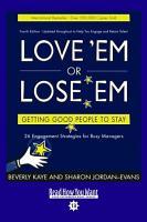 Love  em Or Lose  em PDF
