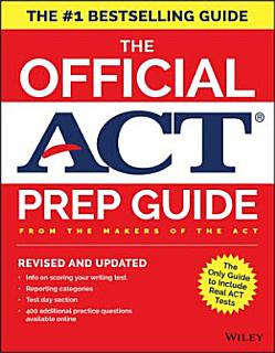 The Official ACT Prep Guide Book
