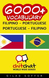 6000+ Filipino - Portuguese Portuguese - Filipino Vocabulary