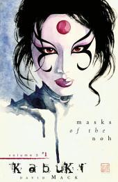 Kabuki Volume 3 #1