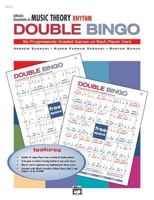 Alfred's Essentials of Music Theory Rhythm, Double Bingo