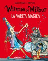 Winnie y Wilbur La varita mágica